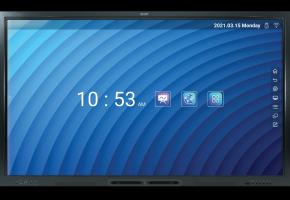 Monitory interaktywne SMART Board serii GX
