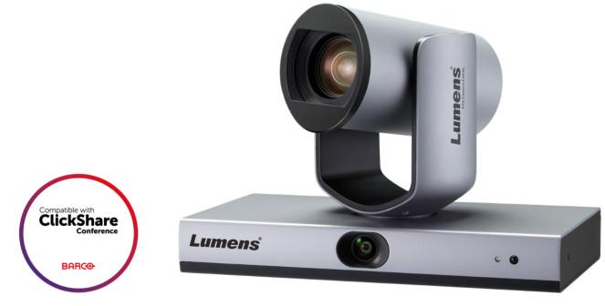 Kamera Lumens VC-TR1 zautomatycznym śledzeniem prelegenta